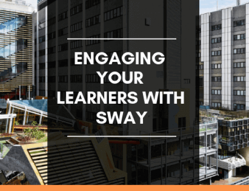 Engage your learners with SWAY