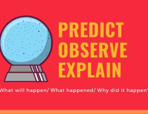 Predict, Observe, Explain (POE)