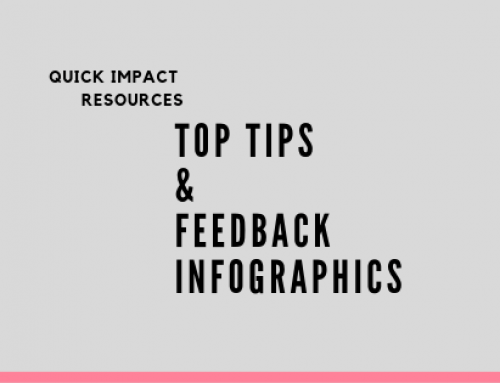 Top Tips and Feedback Infographics (Canvas)