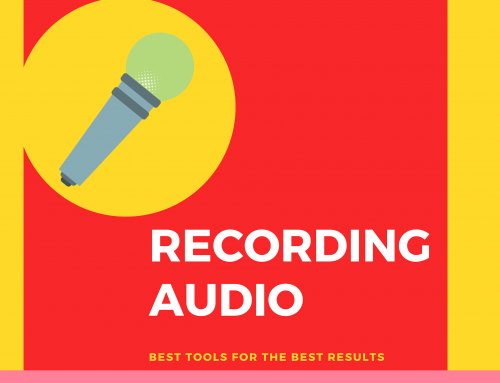 Recording Audio: Production
