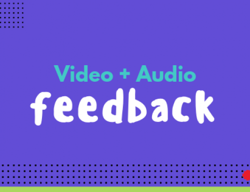 Video and Audio feedback