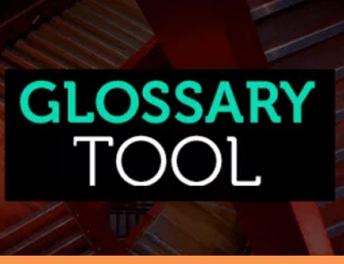 Glossary Tool