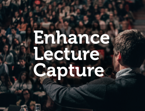 Enhancing Lecture Capture