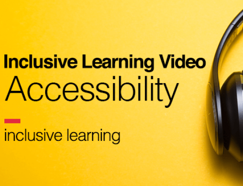 Creating Inclusive Learning Video