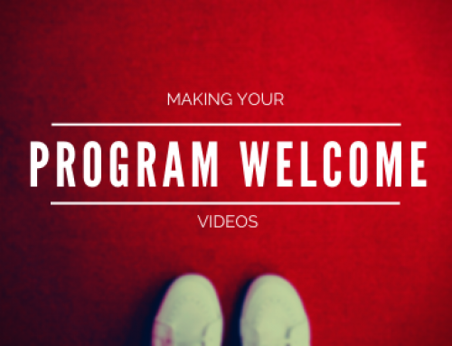 Welcome to Program Videos